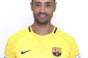 Paco Sedano, porter del Barça de futbol sala, farà una jornada de tecnificació a la Llagosta el 9 de maig