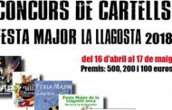 Convocat el Concurs de cartells de la Festa Major de 2018