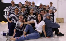 """Meri Fabregat: """"La Banda del patio és un grup que té gràcia, és fresc i feliç i això es nota quan balla"""""""