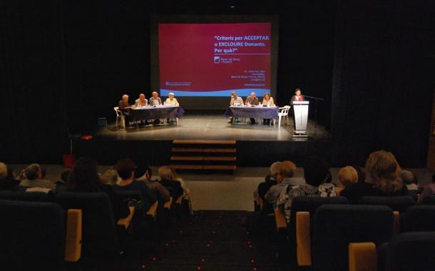 L'Associació de donants de sang del Vallès Oriental va celebrar l'assemblea anual a la Llagosta
