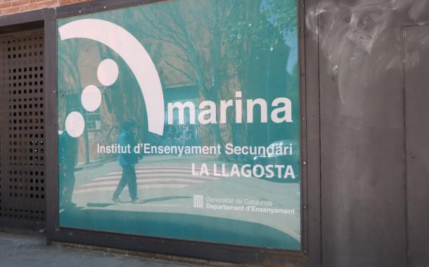 Un total de 19 alumnes de l'INS Marina fan les proves de selectivitat