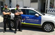 La Policia Local estrena uniformes i un nou vehicle