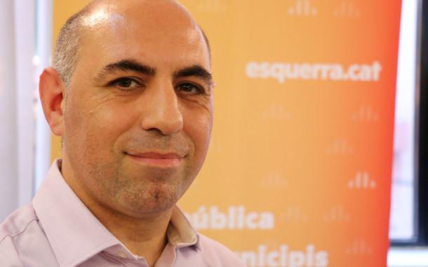 Xavier Cols repeteix com a cap de llista d'ERC
