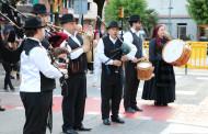 Molta assistència de públic a la Festa Galega d'Alborada