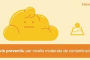 La Generalitat activa un avís preventiu per contaminació atmosfèrica a la Llagosta