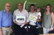 Prop de 140 persones de la Llagosta han pres part al concurs Anar a la deixalleria té premi