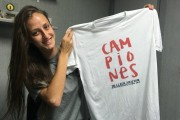 Estefa Jémez puja a la Primera Divisió amb el CFS Femisport Palau