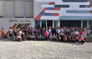 La Trobada comarcal de cursos de català aplega unes 200 persones a la Llagosta