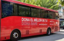 Creix el nombre de persones donants a la darrera captació de sang feta a la Llagosta