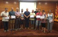 Es lliuren els set premis del Ral·li Fotogràfic de la Festa Major 2018