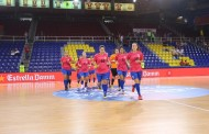 El CD la Concòrdia, subcampió de la Copa Catalunya sènior de futbol sala femení