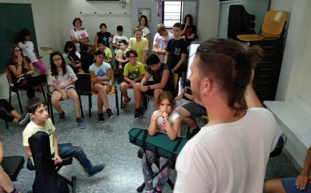 L'Escola Municipal de Música ha iniciat el curs amb un centenar d'alumnes