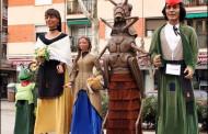 La Colla Gegantera de la Llagosta anirà diumenge a la Trobada de Montornès del Vallès