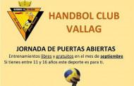 L'HC Vallag ofereix una jornada de portes obertes per a jugadors d'11 a 16 anys