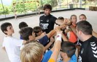La inscripció per al cinquè Campus d'Handbol Antonio García ja es pot formalitzar