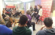 EUiA de la Llagosta va debatre divendres sobre dones i activisme social