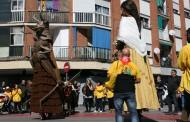 Els gegants de la Llagosta van tornar a celebrar ahir la seva festa gran