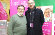 UPyD presenta Bartolomé Fraile com a candidat a l'alcaldia de la Llagosta