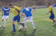 El Viejas Glorias goleja (5-0) l'Atlètic Poblenou i manté una jornada més el lideratge