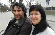 David Amorós i Sandra Mantas: