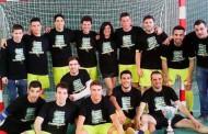 El segon equip del FS Unión Llagostense, campió de lliga