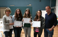 Lliurats els premis als millors treballs de recerca d'alumnes de Batxillerat