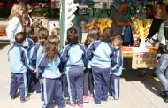La Llagosta celebra avui Sant Jordi amb les tradicionals parades de roses i llibres