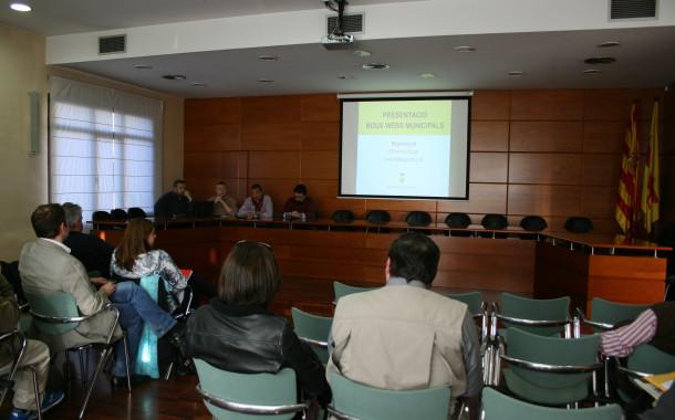 L'Ajuntament de la Llagosta posa en marxa tres nous webs municipals