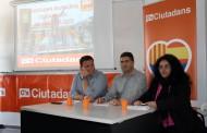 C's la Llagosta presenta l'alcaldable, Jordi Sabanza, amb l'objectiu de governar