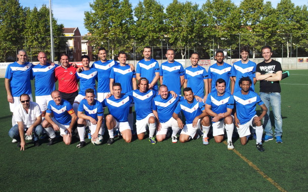 El Viejas Glorias jugarà dissabte al camp de la Planada