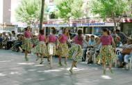 La Ballada de Gitanes atreu força gent a l'avinguda de l'Onze de Setembre