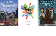 Ja es coneixen les obres finalistes per escollir el cartell de Festa Major