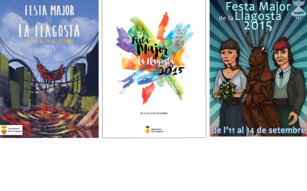 Avui divendres finalitza el període de votacions per escollir el cartell de la Festa Major