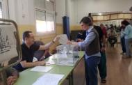 S'obren els quatre centres electorals de la Llagosta amb normalitat