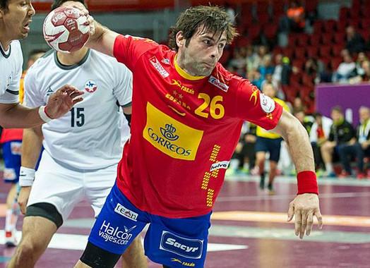 Antonio García marca quatre gols en la victòria d'Espanya contra Finlàndia