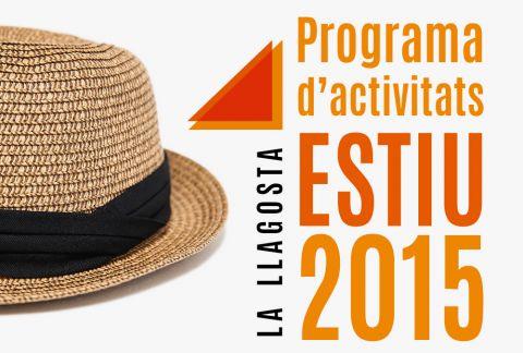 Comença la programació d'activitats de l'estiu 2015 a la Llagosta