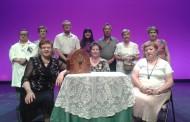 El grup de teatre del Casal d'Avis acomiada el curs fent el ple al Centre Cultural