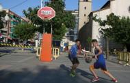 Una cinquantena d'infants participen en la primera jornada d'Esport al carrer