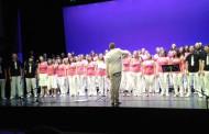 El Cor Vivace triomfa en la primera sessió de les Jornades de Música i Cant Coral