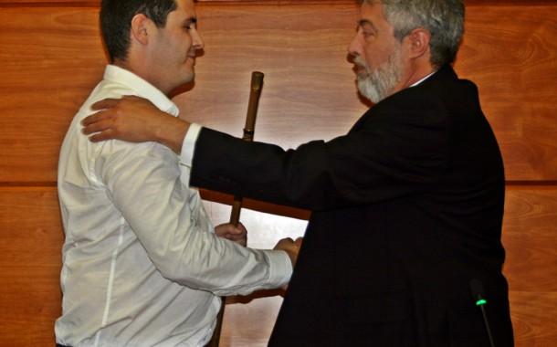 El socialista Óscar Sierra, escollit nou alcalde de la Llagosta