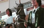 Els tres gegants de la Llagosta van estar presents en la Trobada Gegantera de Martorelles