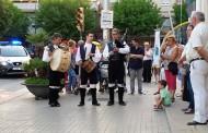 Alborada, satisfeta amb el desenvolupament de la 18a Festa en honor a Santiago Apòstol