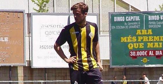 Antonio Gómez renova amb la Montañesa de la Tercera Divisió
