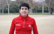 Sonia Bocanegra competeix al Campionat d'Espanya de clubs de veterans