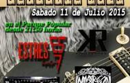 La Llagosta Brava organitza demà el Festival Rock