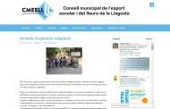 Es posa en marxa la pàgina web de les Escoles d'Iniciació Esportiva