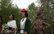 Els Gegants de la Llagosta participen a la trobada de Santa Coloma de Gramenet abans de la Festa Major