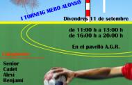 El nou sènior masculí de l'HC Vallag s'estrenarà en el primer Torneig Mero Alonso per Festa Major
