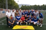 El Viejas Glorias s'estrena amb victòria en lliga i celebra el títol de Festa Major