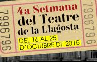 Tot preparat per celebrar la Quarta Setmana del Teatre de la Llagosta